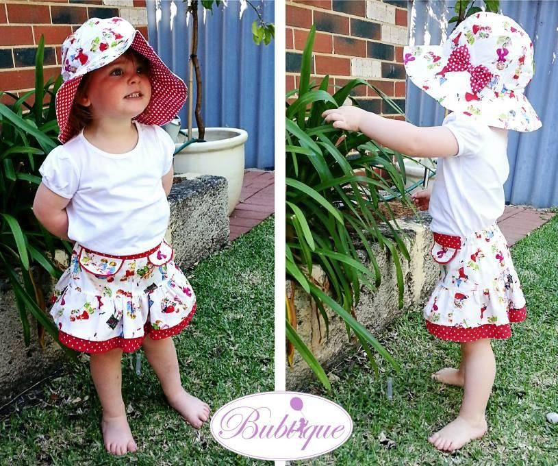 Ruffle Flip Skirt With Images Girls Pdf Sewing Patterns Skirt