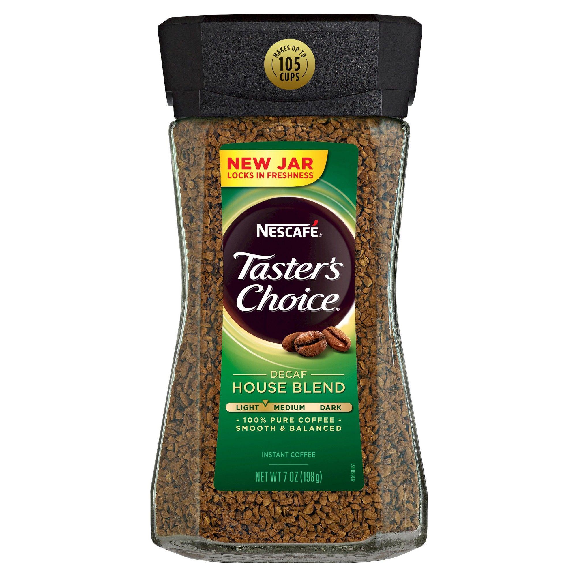Nescafé Taster's Choice House Blend Light Roast Instant