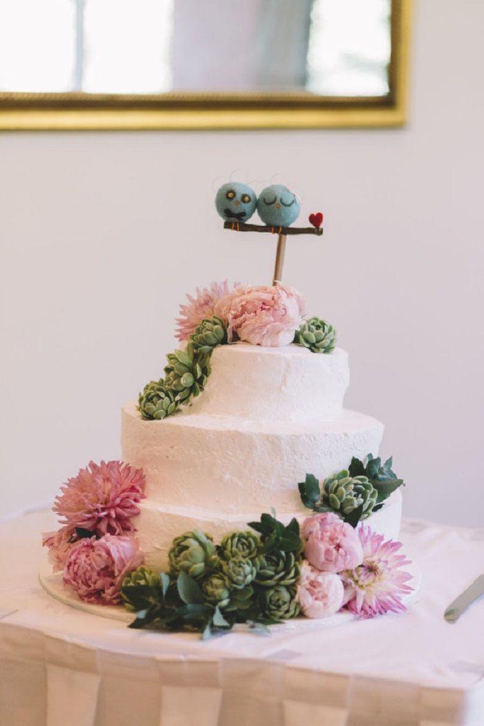 Wedding cake | itakeyou.co.uk #weddingcake