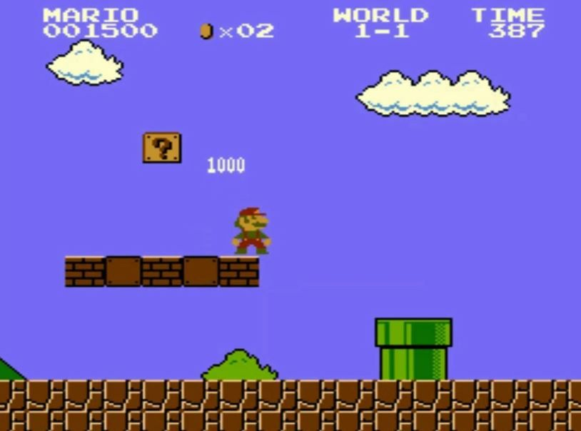 Happy 30th, Super Mario!