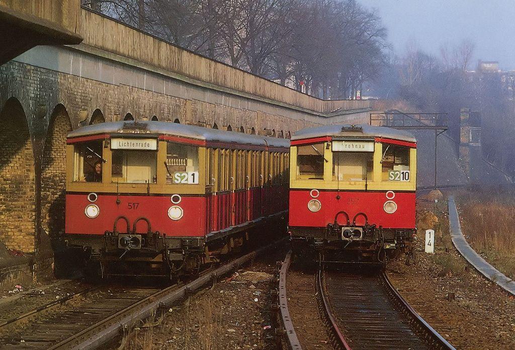 Nice S Bahn Berlin West
