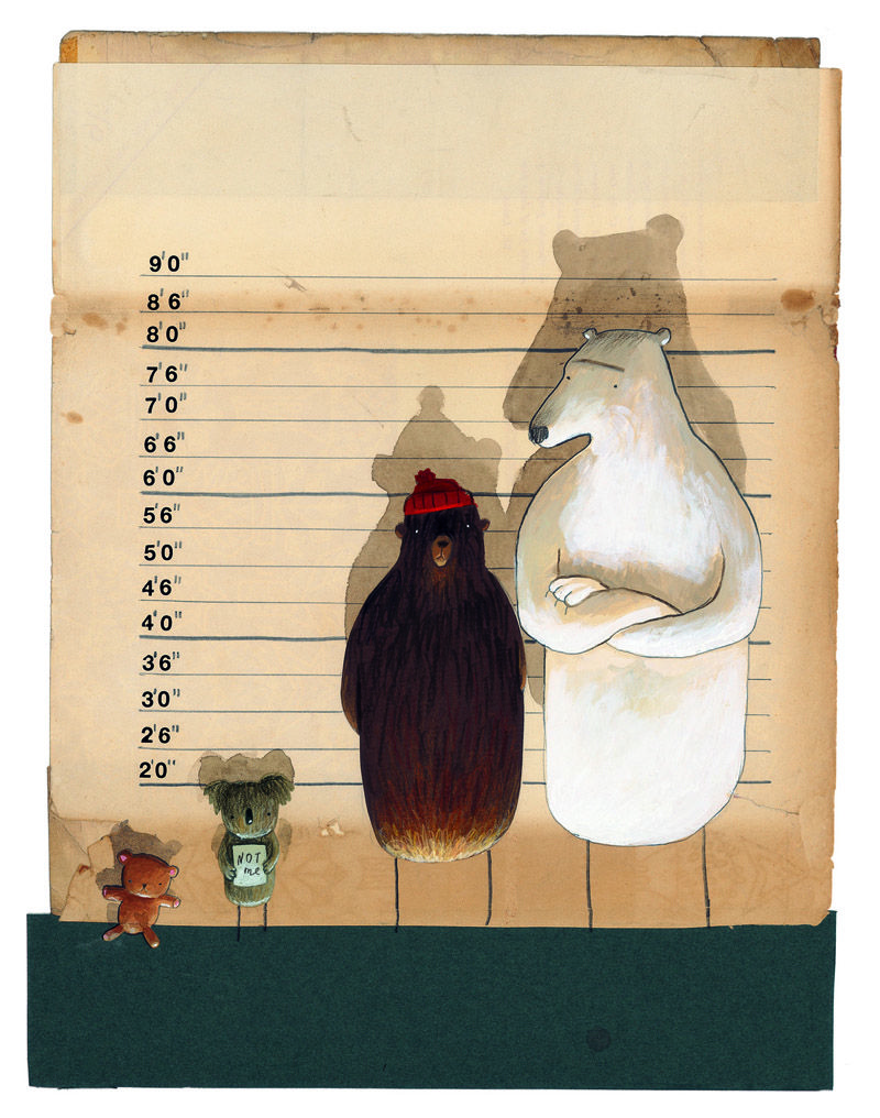 Oliver Jeffers Picture Books The Great Paper Crane Plus