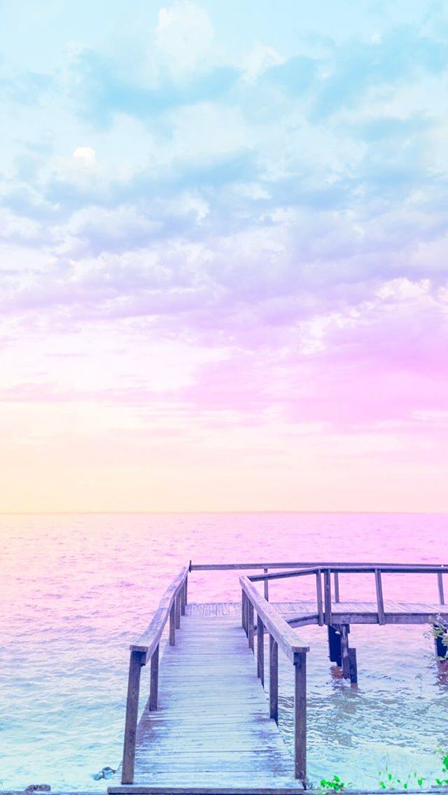 Matt Crump photography iPhone wallpaper Pastel Bermuda