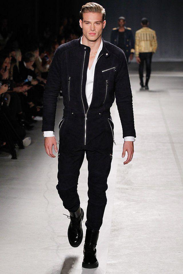 great prices best online cheap prices Balmain H&M Jumpsuit | Men's Fashion | Mens fashion:__cat__ ...