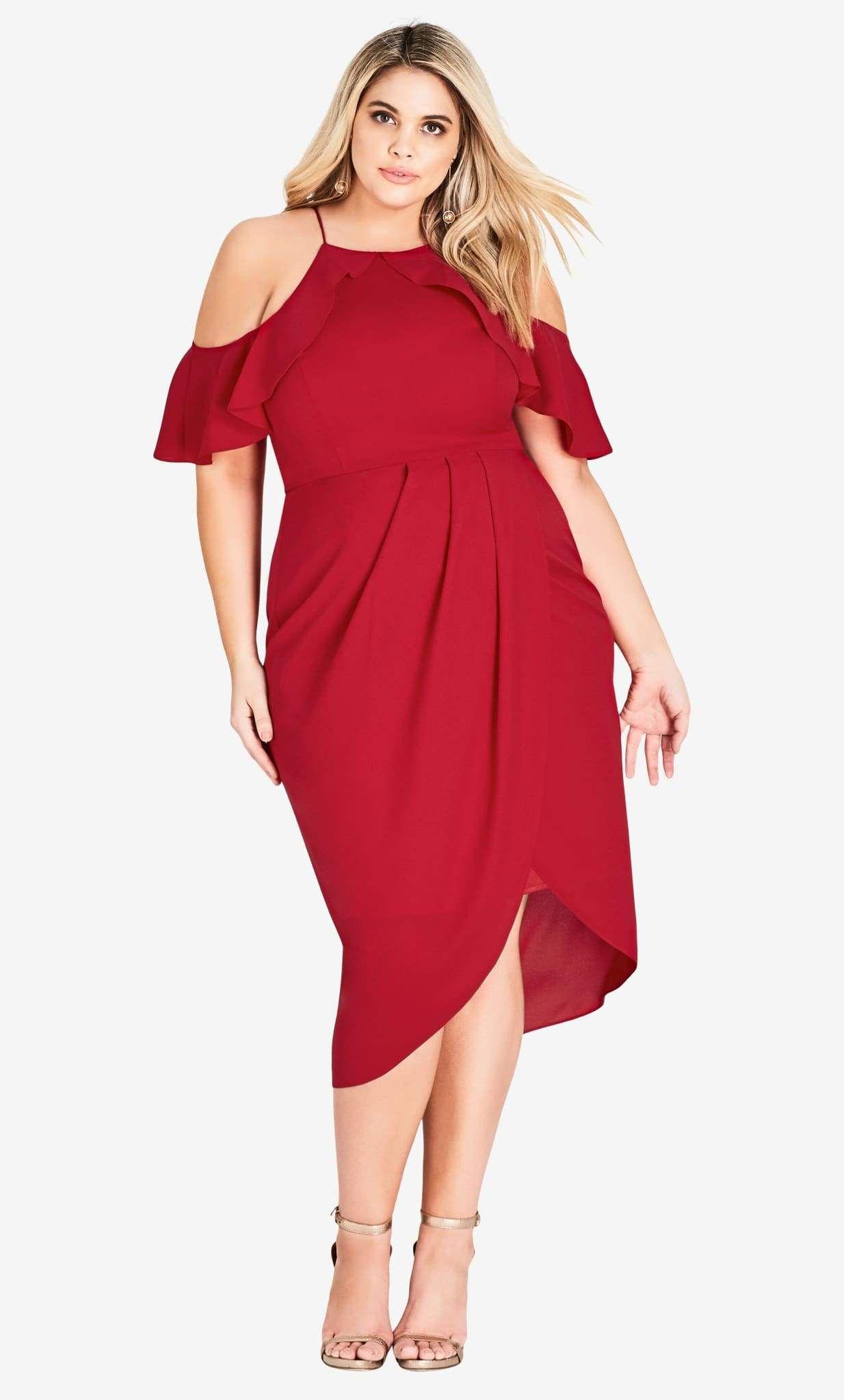CoEdition Love Siren Dress Plus size party dresses