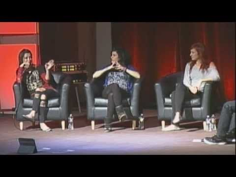 Testimonies from Lacey Sturm, Korey Cooper, and Jen Ledger.❤❤❤❤❤.  Part 2.
