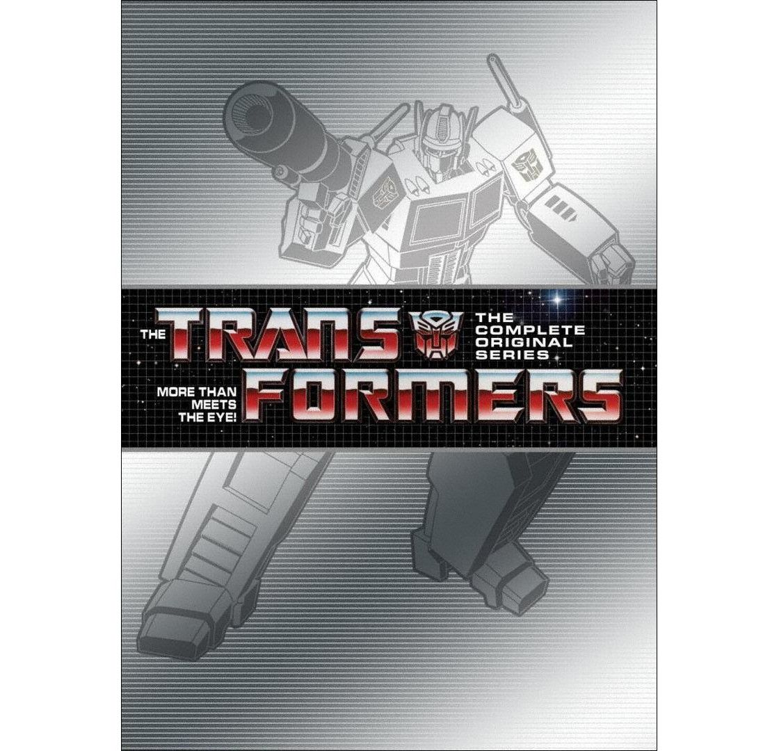 Transformers: The Complete Series (15 Discs)
