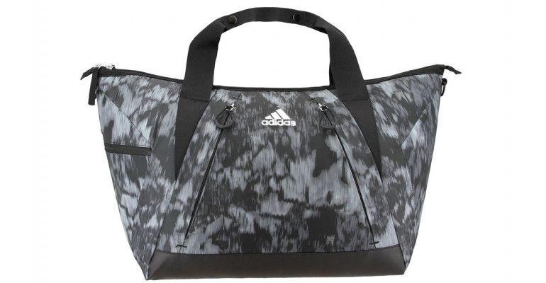 6e7170cb8d47e9 Women's Adidas Studio II Duffel Gym Bag - Color: Black Size: NS ...
