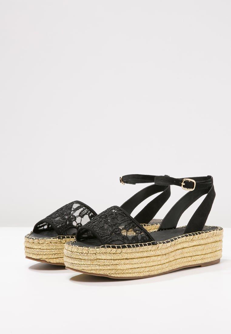 KG by Kurt Geiger MIKA - Platform sandals - black for £90.00 (19/04/16) with free delivery at Zalando
