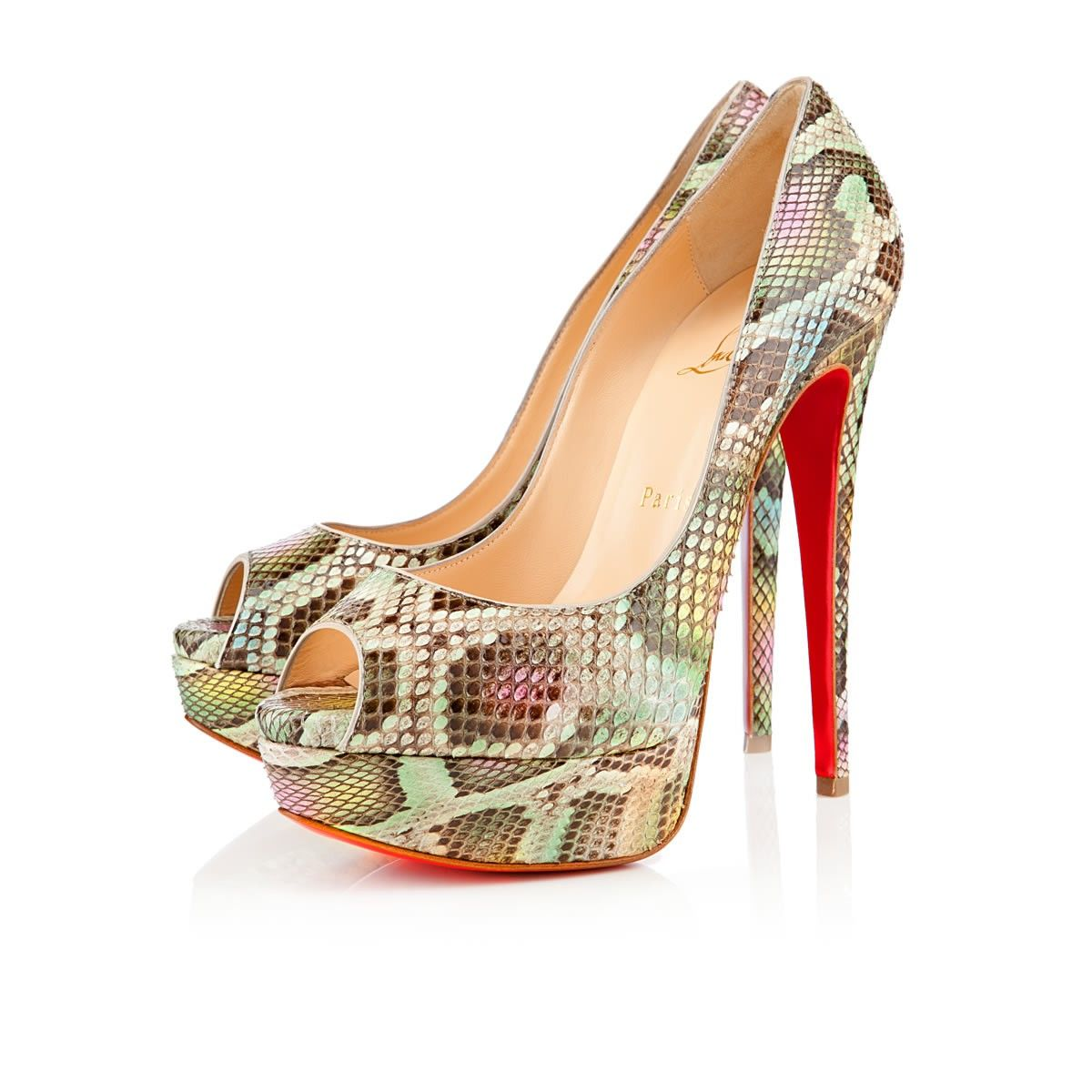 separation shoes a357d d1b14 Lady Peep - Christian Louboutin Beauty | For The Love of Shoes!
