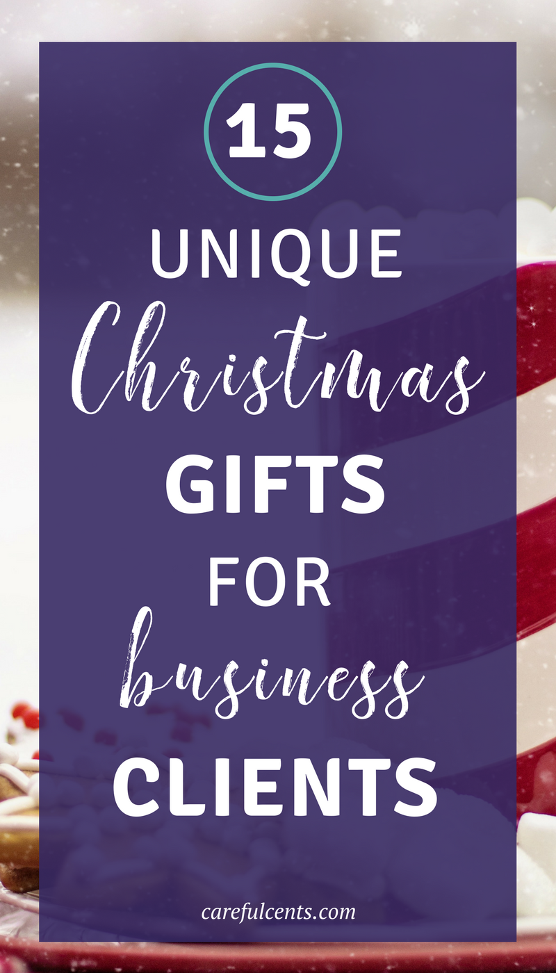 Looking For The Best Christmas Gifts For Clients Over The Holidays Check Out This Budget Friendly Gift Giving Guide Thats Approved For Business Owners