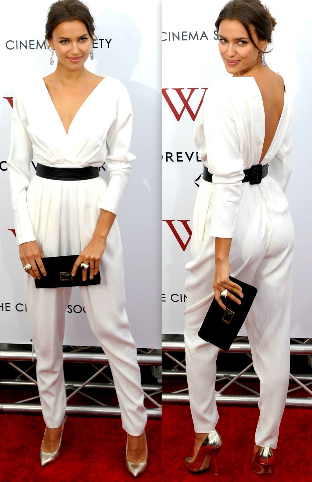 All white Jumpsuit <3 | MY STYLE, MY FASHION | Pinterest | White ...