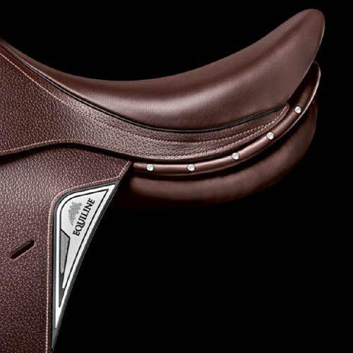 """Equiline Saddle """"Elegance"""" Jumping Swarovski Saddles £2200 Available Here http://justriding.com/shop/brands/equiline.html"""