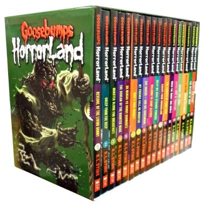 Download Goosebumps: Horrorland Full-Movie Free