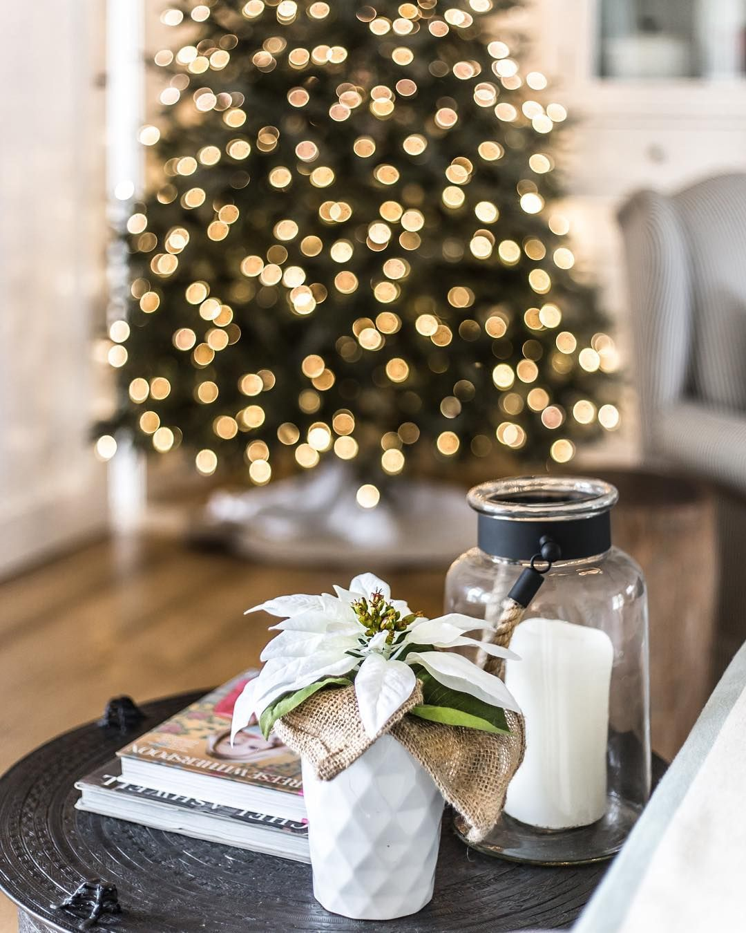 Christmas Styling With Cottonwood Amp Co And Pottery Barn
