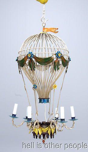 30s 50s spectacular balloon chandelier in tole antique lamp ebay 30s 50s spectacular balloon chandelier in tole antique lamp ebay mozeypictures Image collections