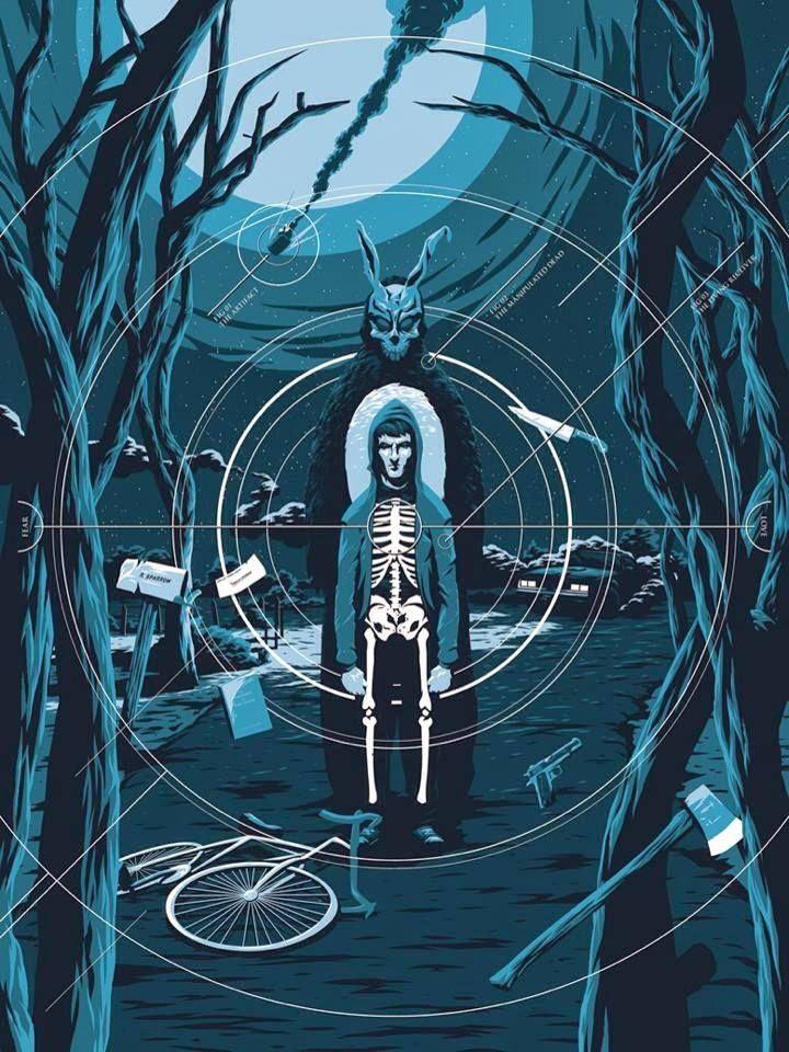 Donnie Darko by Florey *