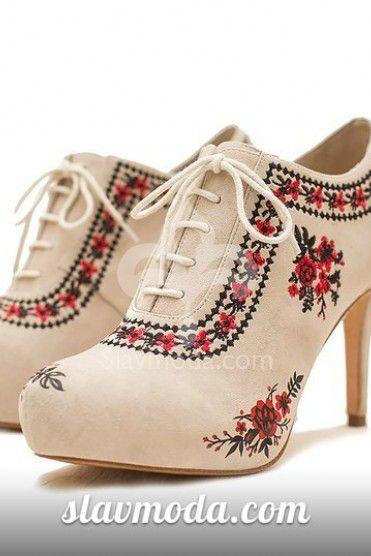 Обувь | Дом Русской Одежды