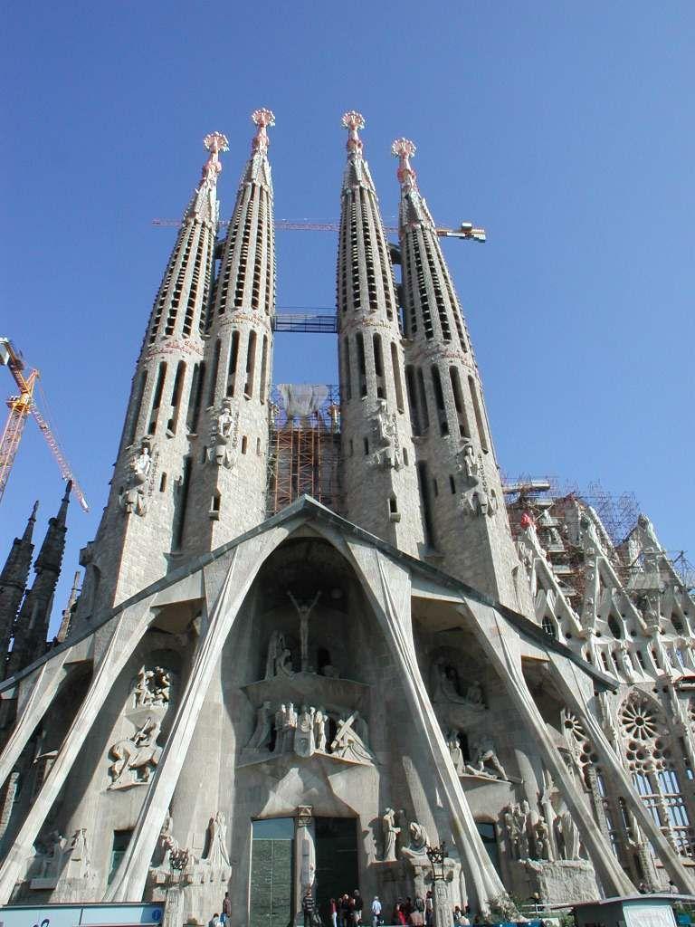 Sagrada Familia- Barcelona, Spain
