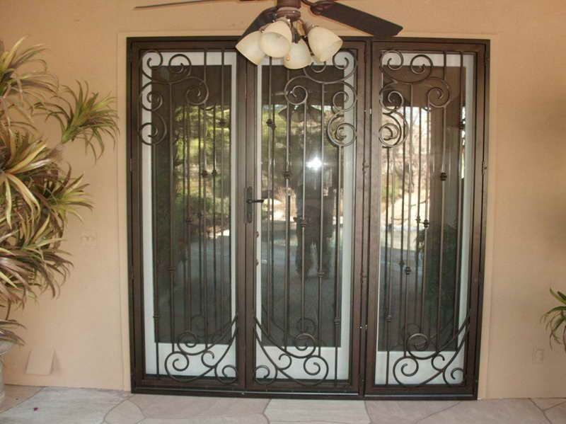 Home Depot Exterior Door Photo 5 Screen Doors Pinterest