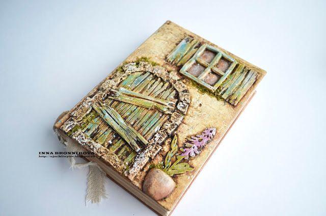 Inna Bronnikova: Старый дом. Блокнот
