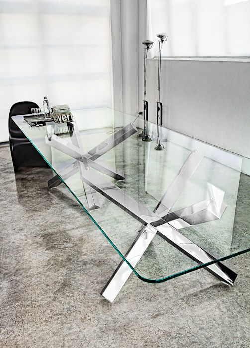 Interior On Behance Glass Top Dining Table Glass Dining Table