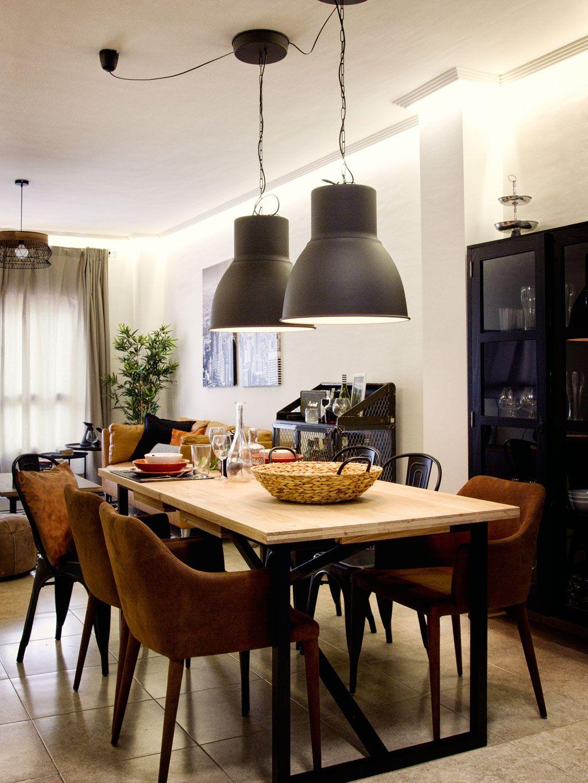 Salon Cuisine Style Industriel un appartement de style industriel aux canaries | petite