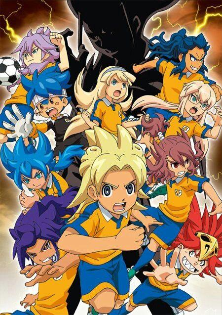 Inazuma Eleven Go Chrono Stone Desenhos Anime Desenhos A Lapis
