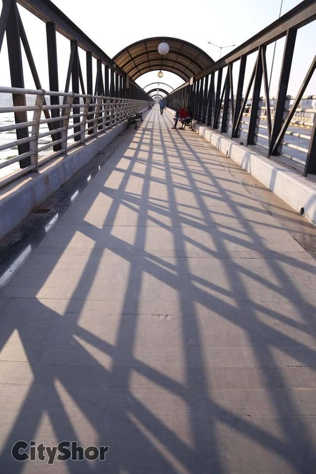 Hope Bridge Takes You To The Tour Of Vintage Surat