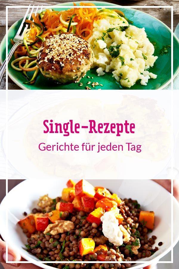 Essen fur single rezepte