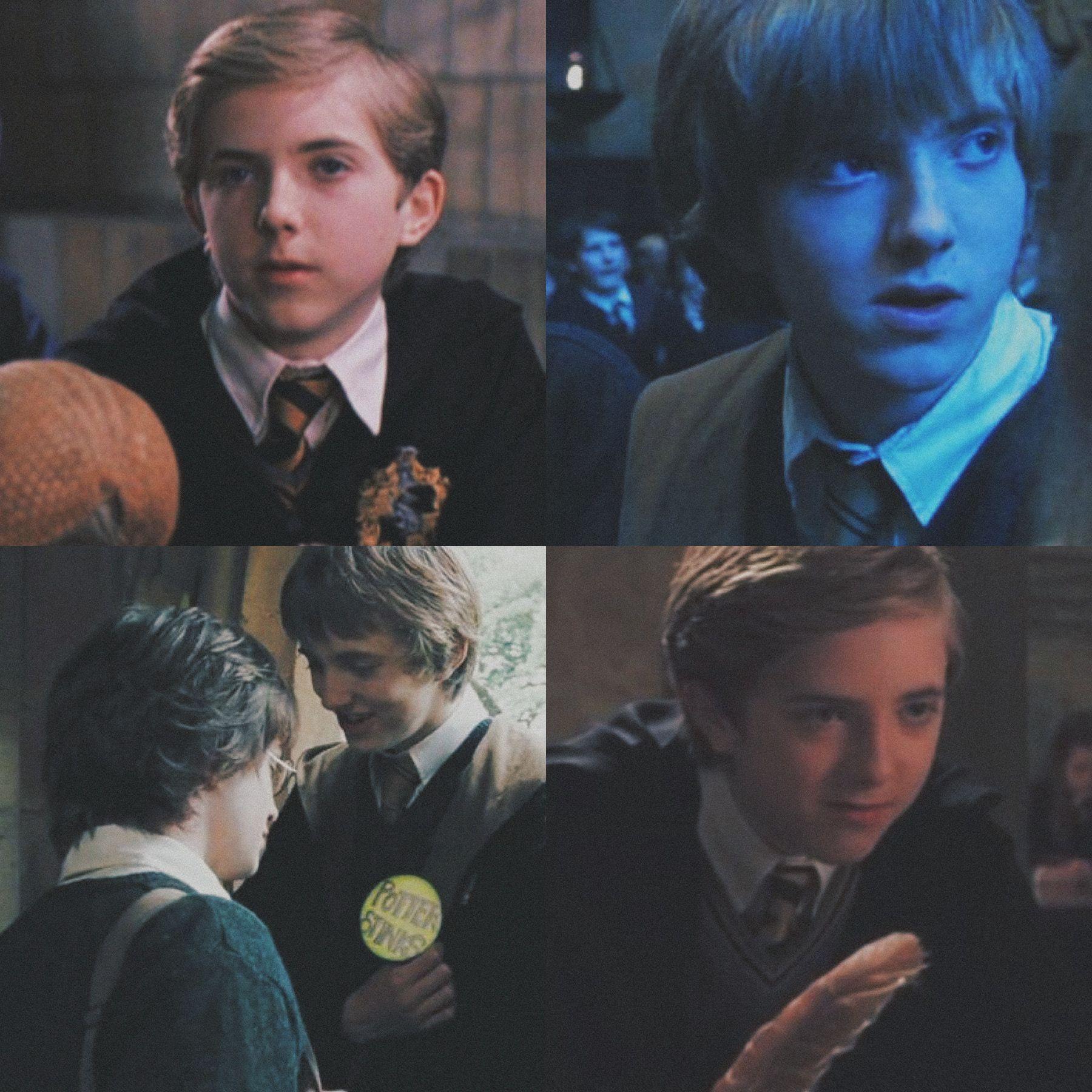 Ernest Macmillan Ernie Hogwarts Finlay Macmillan Harry Potter