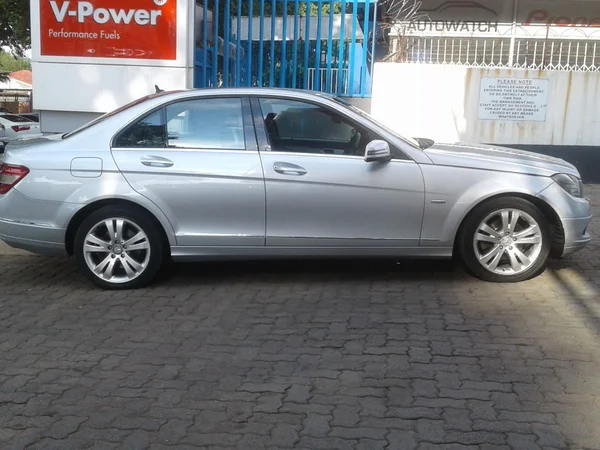 Used MercedesBenz CClass C 180k Sport At for sale in