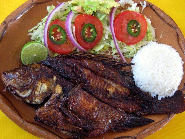 Pescado Veracruzano