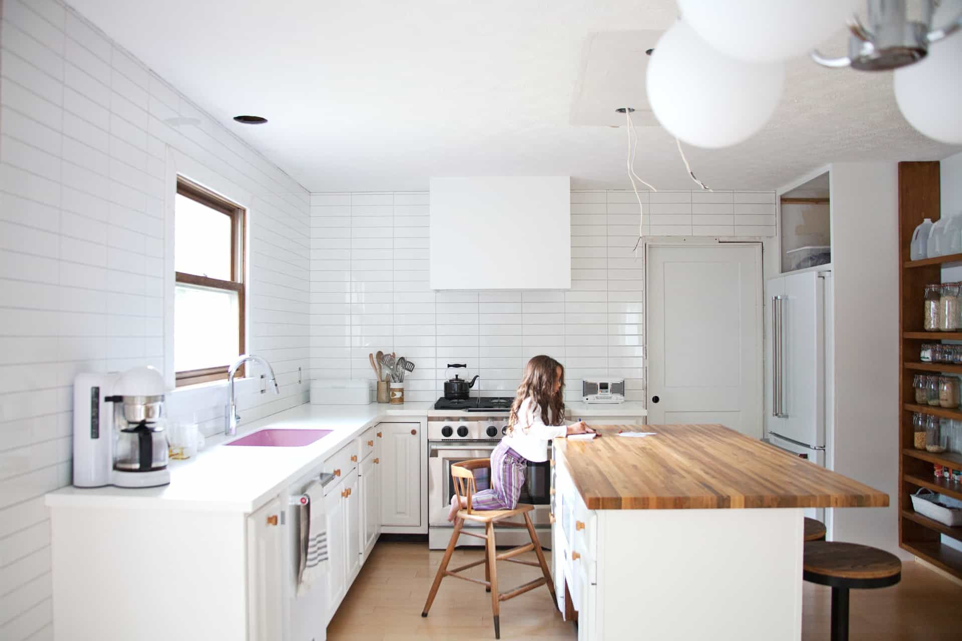 Painting Cabinets with Chalk Paint—Pros & Cons | White ...