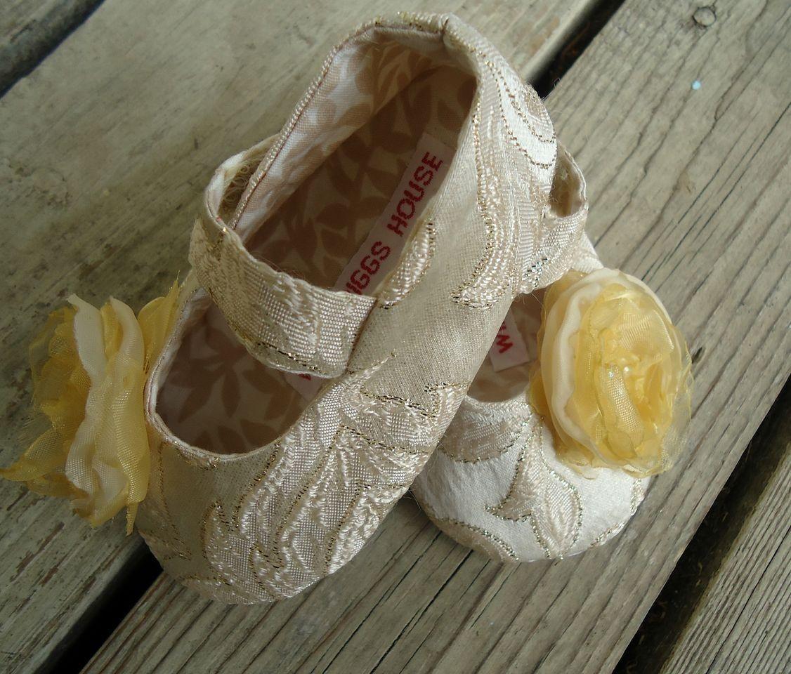 Mary Jane Soft Shoes 'Goldilocks'