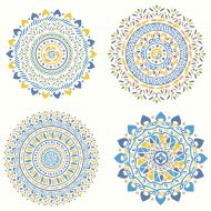 زخارف Png زخرفة زخارف إسلامية Islamic Decorations Png Decorations Png Image With Transparent Background Png Free Png Images Zentangle Art Home Decor Art