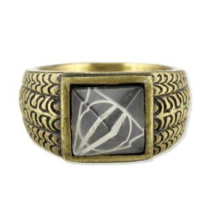 Harry Potter Quot Horcrux Ring Quot Prop Replica Movie Tv And