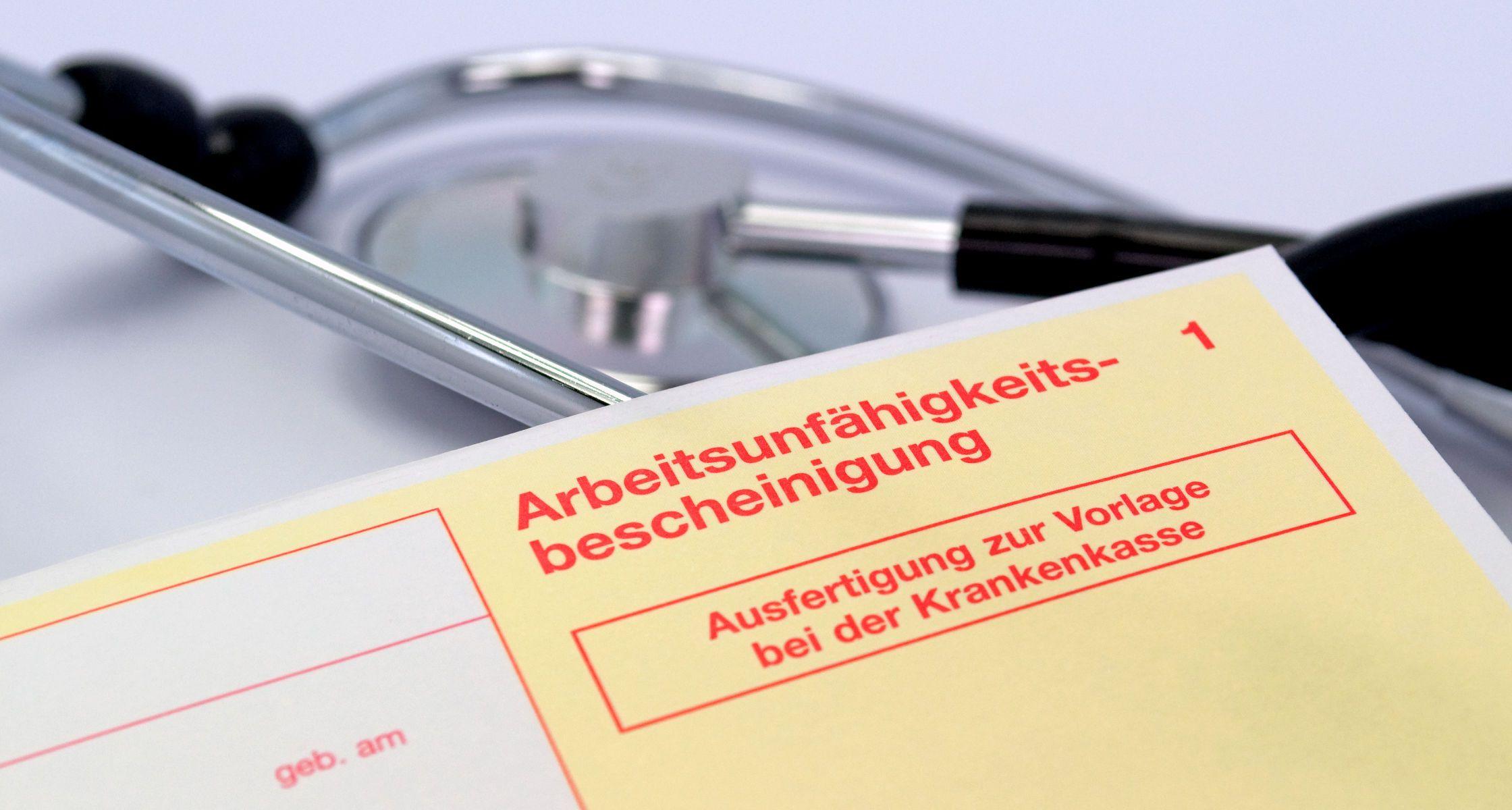 Betriebskrankenkassen verzeichnen hohen Krankenstand