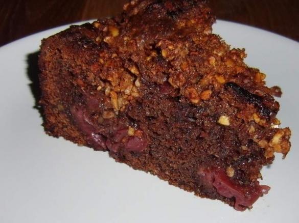 Schokoladen Kirschkuchen Rezept Essen Und Trinken