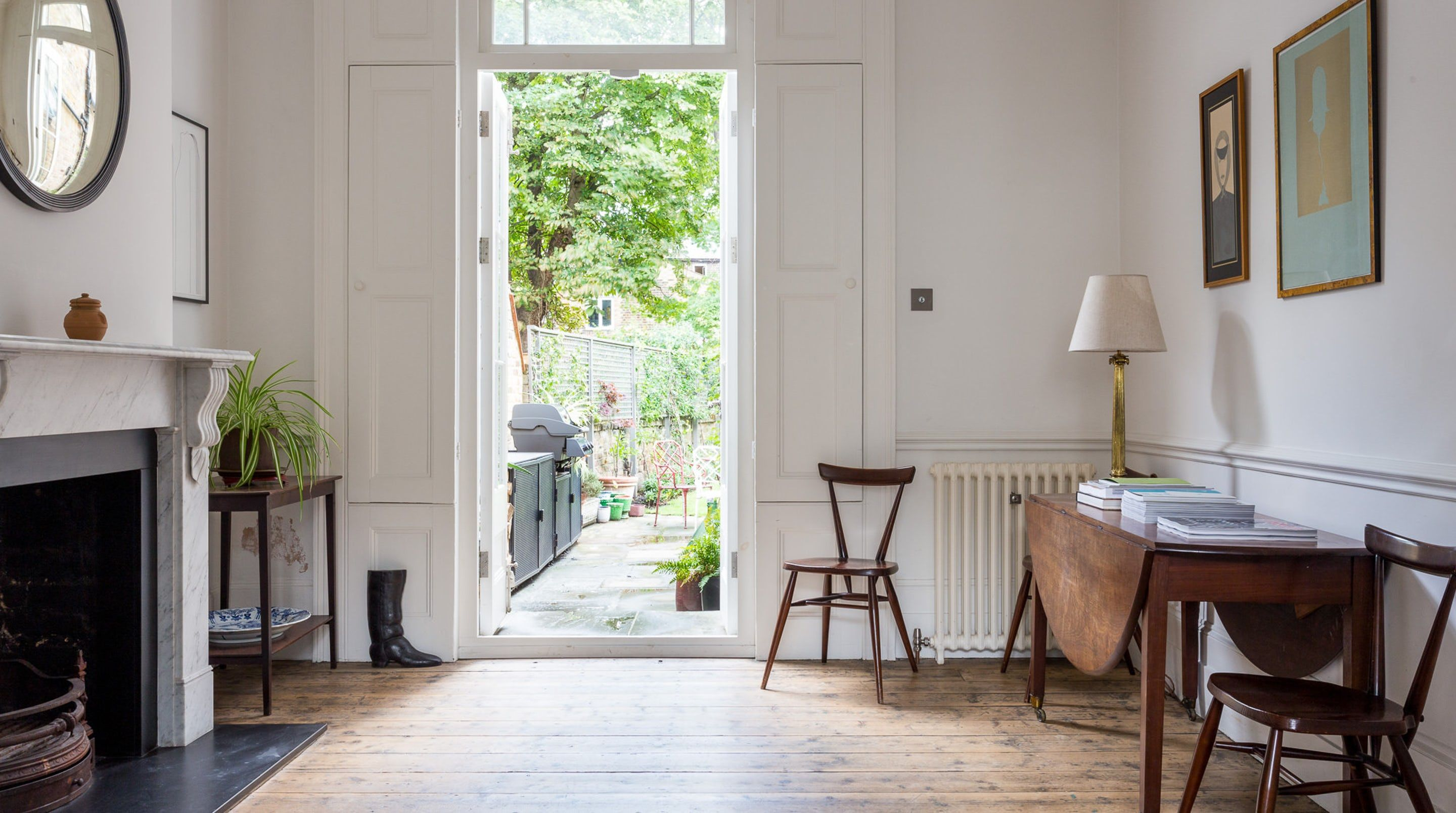 Maison Magnolia Hackney London The Plum Guide Home Victorian Homes Stylish Kitchen