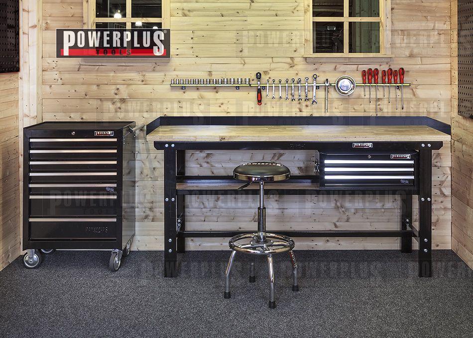 werkstatt set wp 3 schwarz werkbank werkstattwagen preis 799 werkstatt pinterest. Black Bedroom Furniture Sets. Home Design Ideas