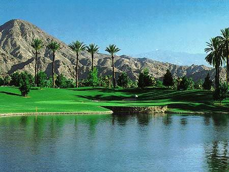 Palm Springs Amazing Even The Golf Courses Are Beautiful