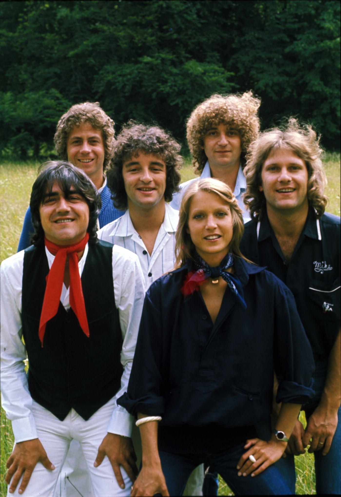 Il Etait Une Fois Groupe : etait, groupe, Joelle, Mogensen, était, Belles, Actrices,, Chanteurs, Français,