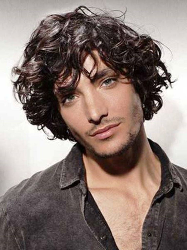 Curly Hairstyles , Men Haircuts for Curly Hair 2014 : The ...