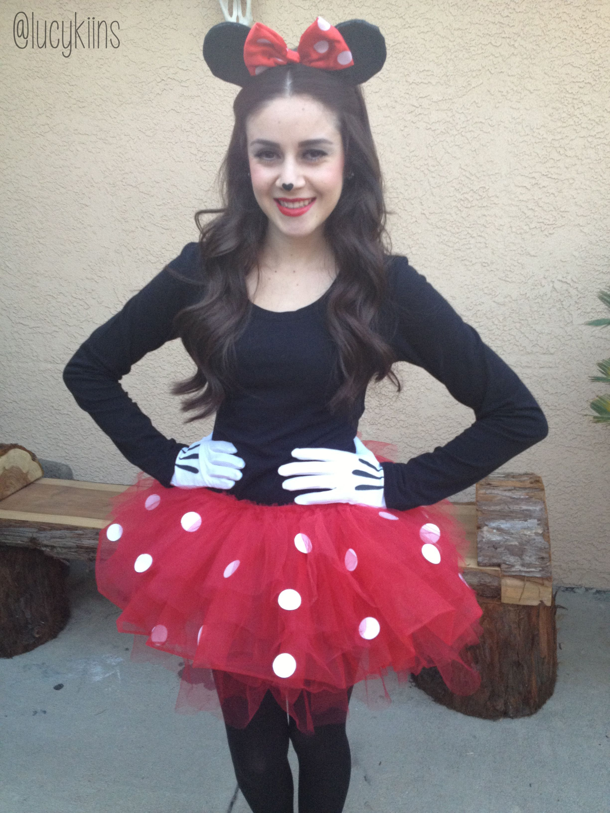 Minnie Mouse u003c3  sc 1 st  Pinterest & Minnie Mouse u003c3 | Halloweenie Ideas xD | Pinterest | Minnie mouse ...