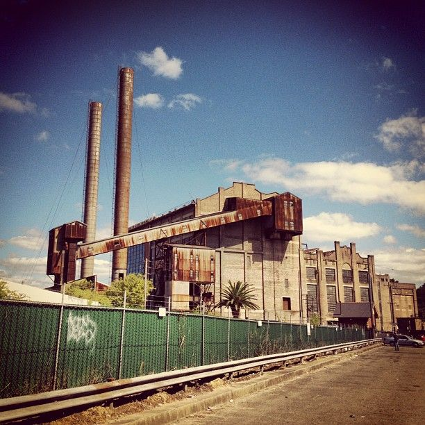 White Bay Power Station, Sydney