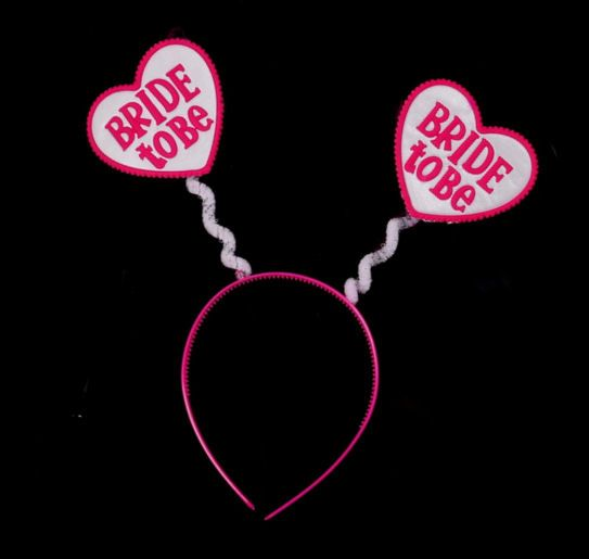 Bride to Be Hen Party Novelty Headband