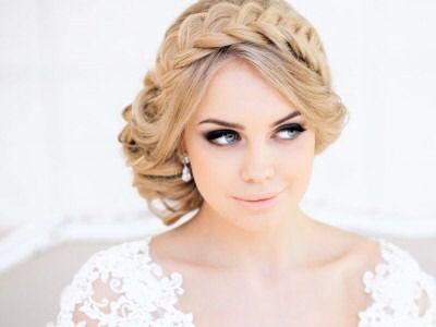 Bridal  Hairstyles  Updo's  BraidIdeas