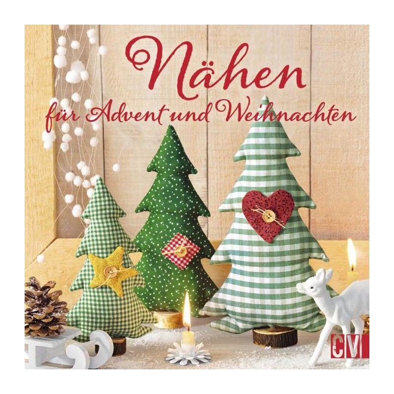 Nähen für Advent und Weihnachten – Buch