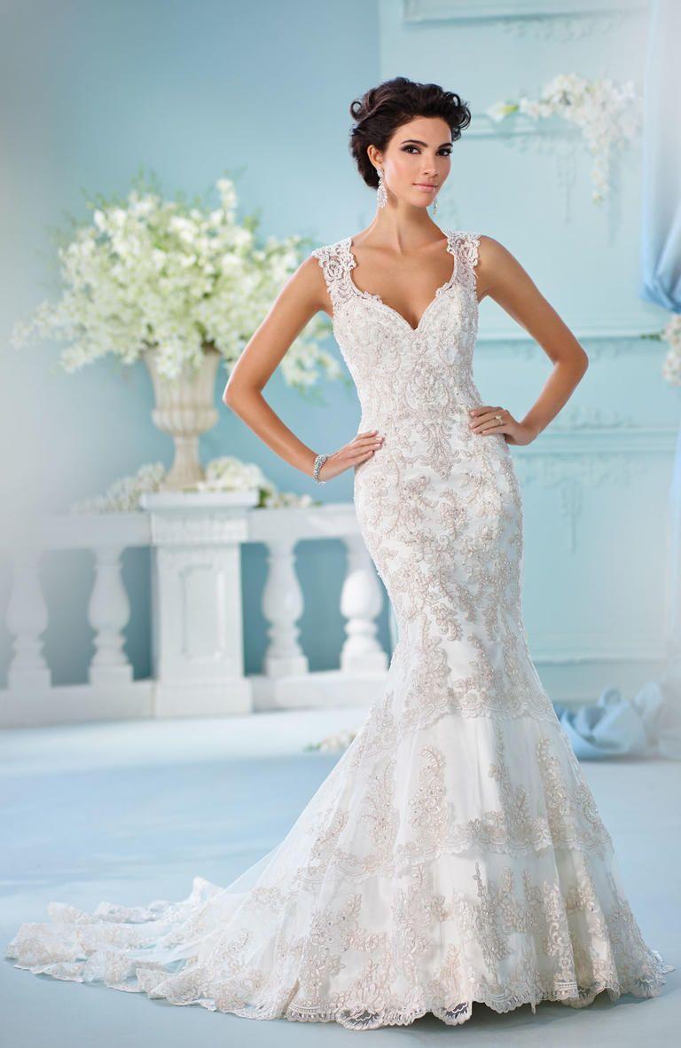 David Tutera Bridal Dress